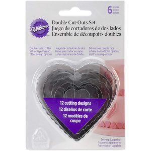 Wilton Heart Cut-out